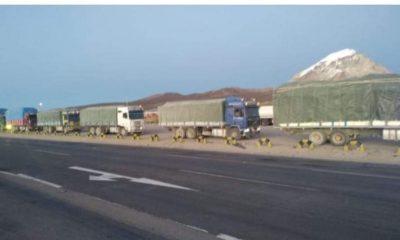 Contrabando de Chile en Oruro