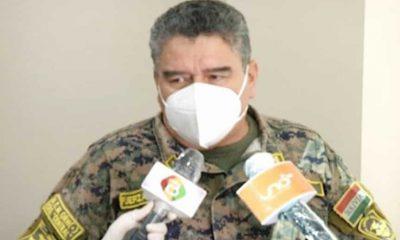 Militar detenido por la masacre de Sacaba