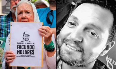 Libertad para Facundo Morales