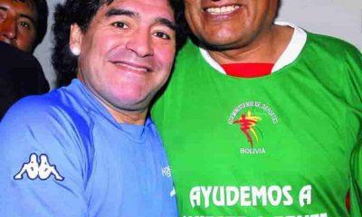 Fallece Diego Maradona