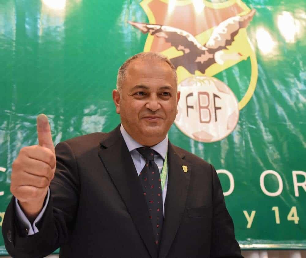 Nuevo presidente de FBF