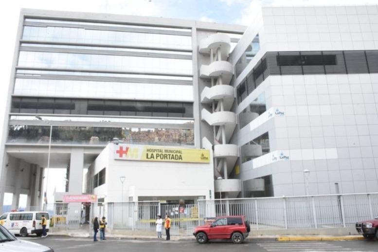 Hospitales covid-19