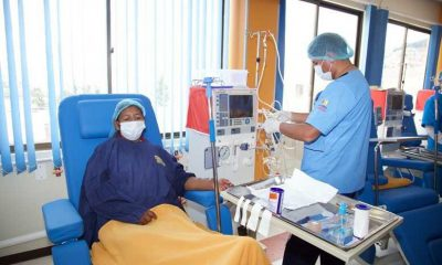 Hospitales de La Paz