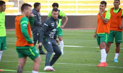 Juveniles de la selección boliviana para enfrentar Ecuador