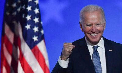 Nuevo presidente de EEUU
