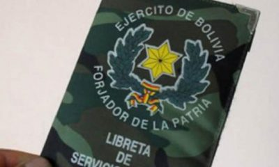 Libreta de Servicio militar