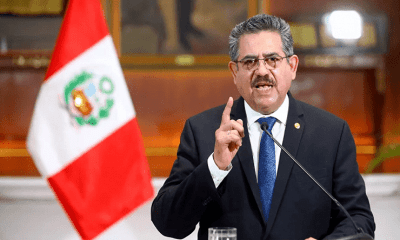Expresidente de Perú