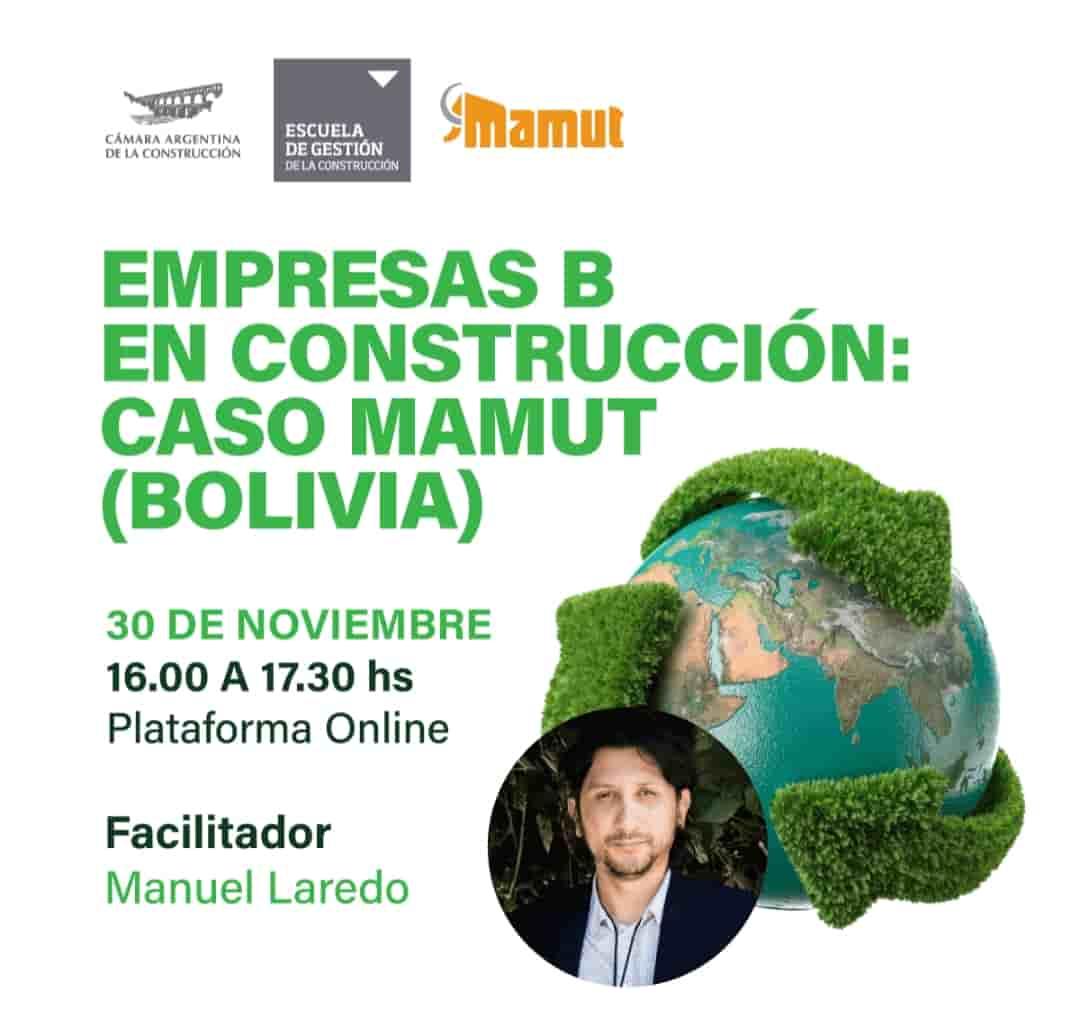 Manuel Laredo creación de Empresas B