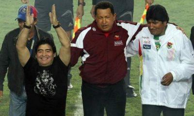 Maradona Chávez y Morales