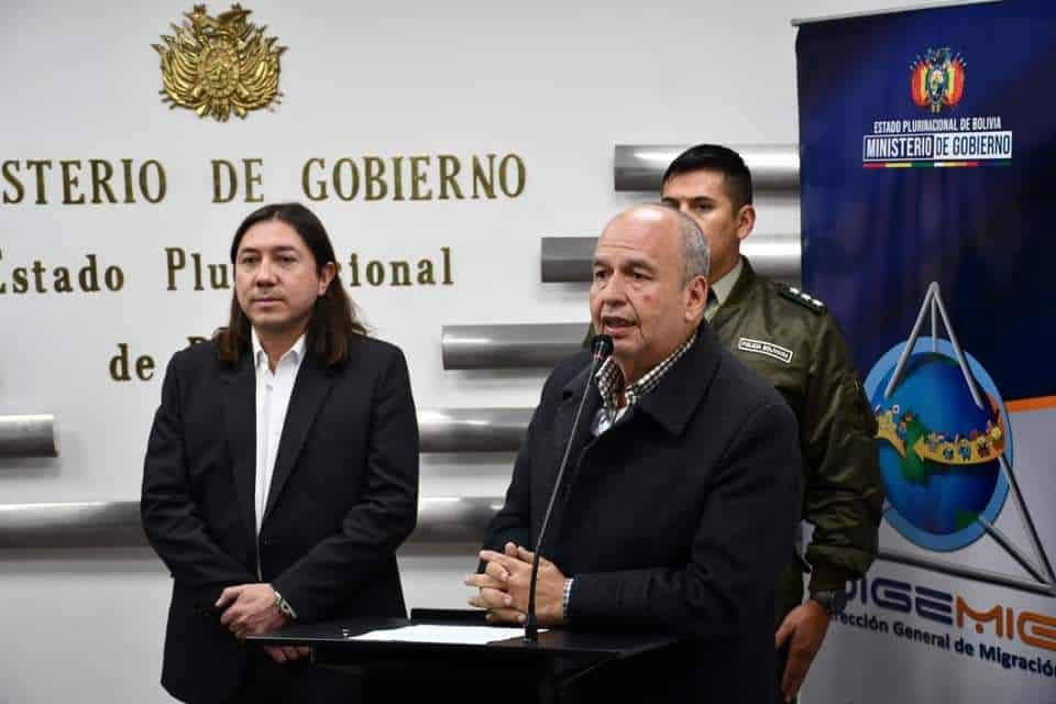 Marcel Rivas y Arturo Murillo