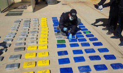 Narcotráfico en Oruro