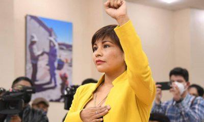 Nueva Directora de la Lotería Nacional Bolivia