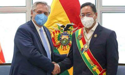 Alberto Fernández ofrece ayuda a Bolivia para conseguir la vacuna para el Covid-19