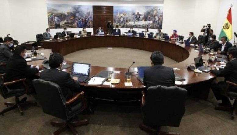 Gabinete económico