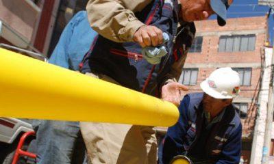 Gas para Bolivia
