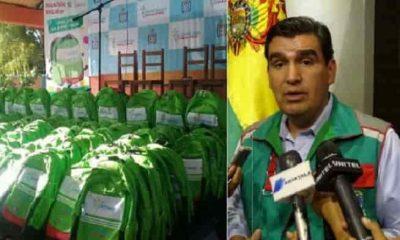 Alcalde de Cochabamba