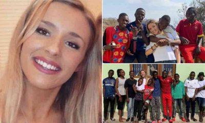 Letty McMaster adopta 14 niños africanos
