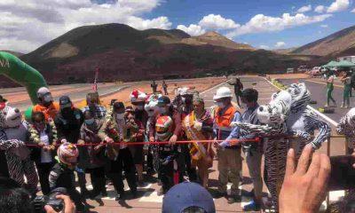Carrera de Karting en Potosí
