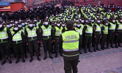 Operativos policiales