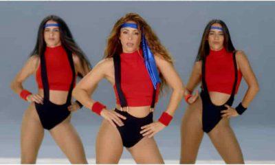 Nuevo video de Shakira