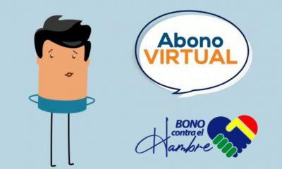 Aplicación para cobrar Bono contra el Hambre
