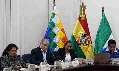 Presidente de YPFB, Wilson Zelaya