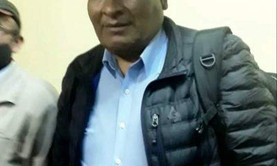Zacarías Maquera candidato a alcaldía de El Alto