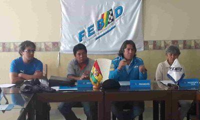 Careaga Alurralde Automovilismo Bolivia
