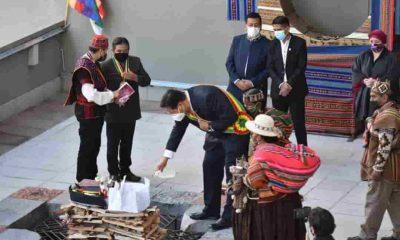 Día del Estado Plurinacional de Bolivia