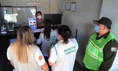 Bioseguridad hotelera