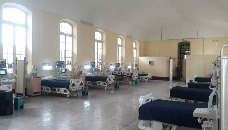 unidades de terapia intensiva