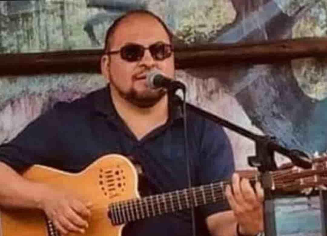 guitarrista Juan Carlos Ríos
