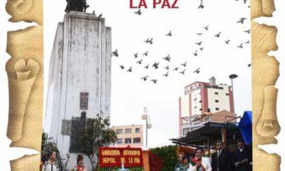 Creación de La Paz