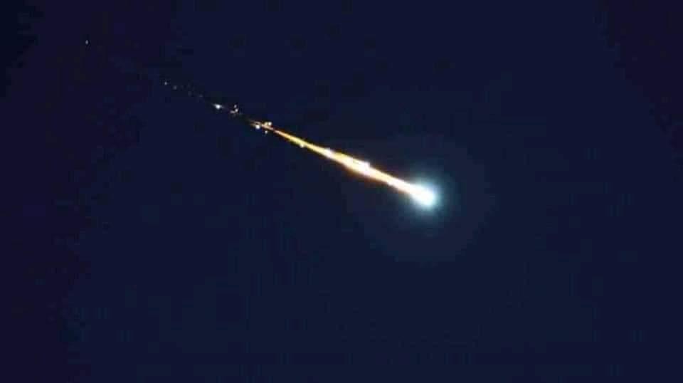 Meteorito en Antofagasta