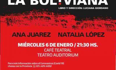 Obra de Teatro La Boliviana en Mar del Plata
