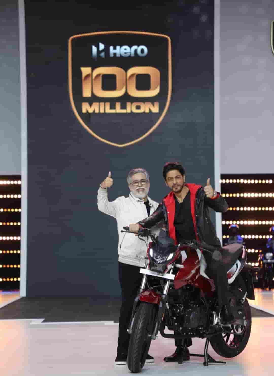 Dr. Pawan Munjal presidente y CEO de Hero MotoCorp