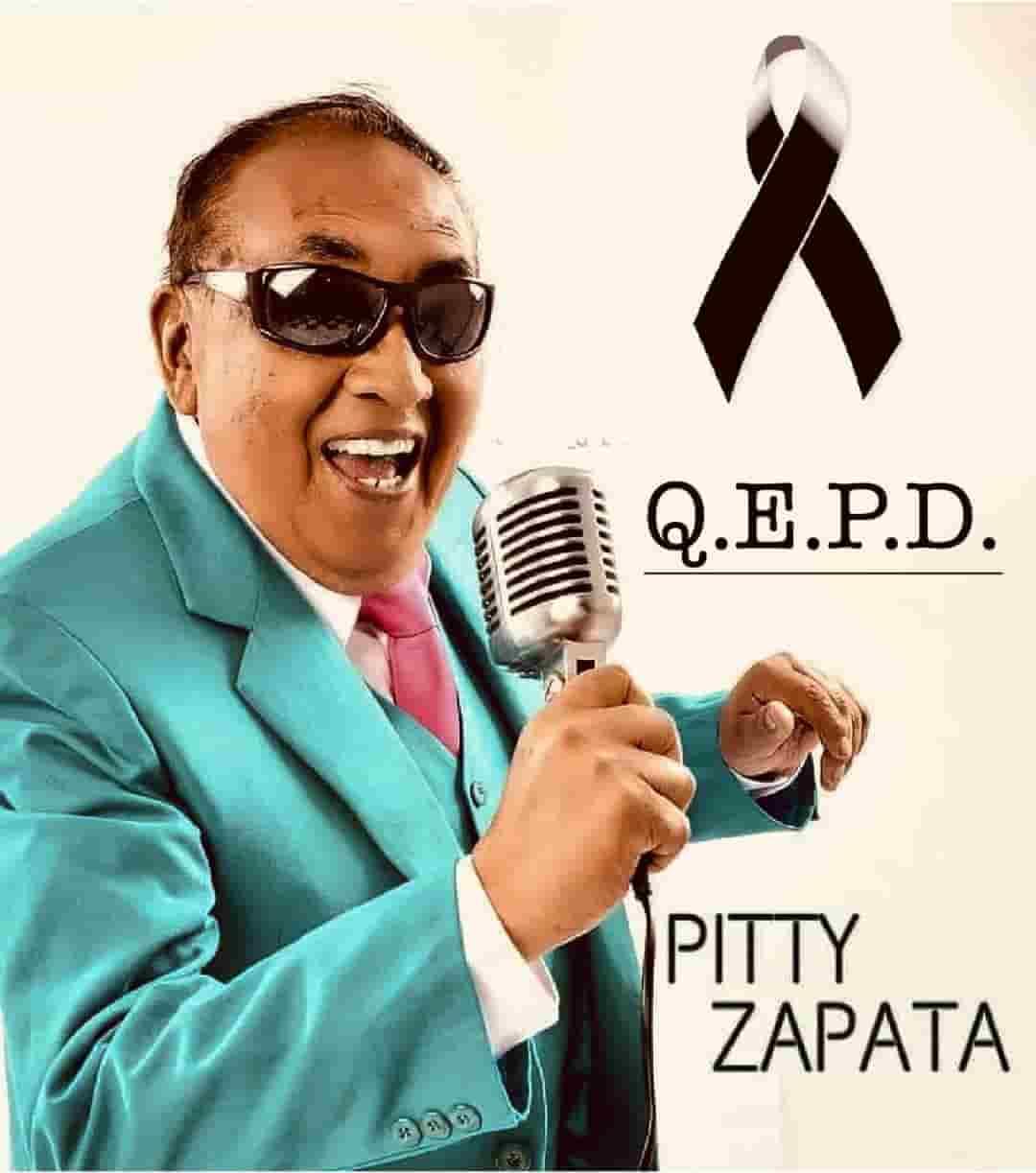 Fallece Patty Zapata el patrón de la cumbia Boliviana