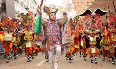 Carnaval de Oruro 2021