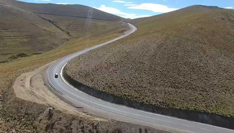 Carretera La Paz