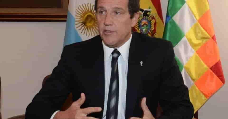 Embajador de Argentina en Bolivia