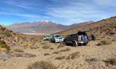 Detienen a cuatro bolivianos en Salta