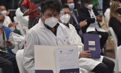 Contrato de médicos