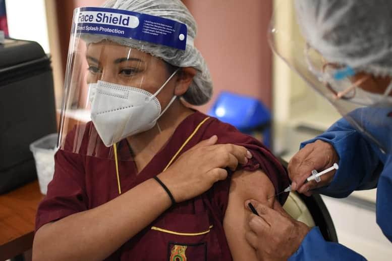 Vacuna para La Paz