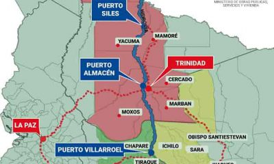Hidrovía Ichilo-Mamoré