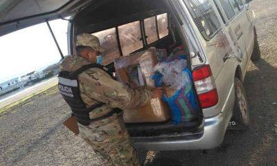 Contrabando en La Paz