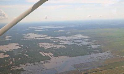 inundaciones Santa Cruz
