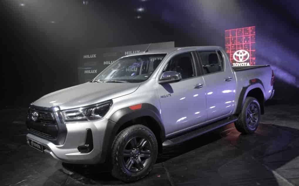 Hilux de Toyota 2021en Santa Cruz Bolivia