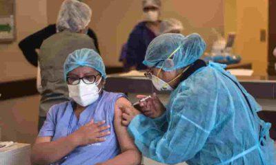 Vacunación masiva contra el Coronavirus en Bolivia