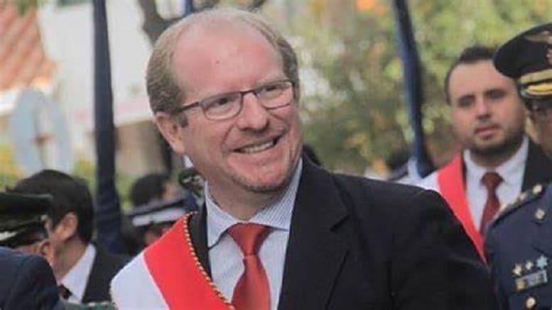 Gobernador de Tarija