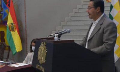 Presidente de Bolivia